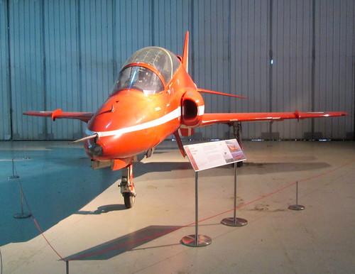 Hawk Training Aircraft