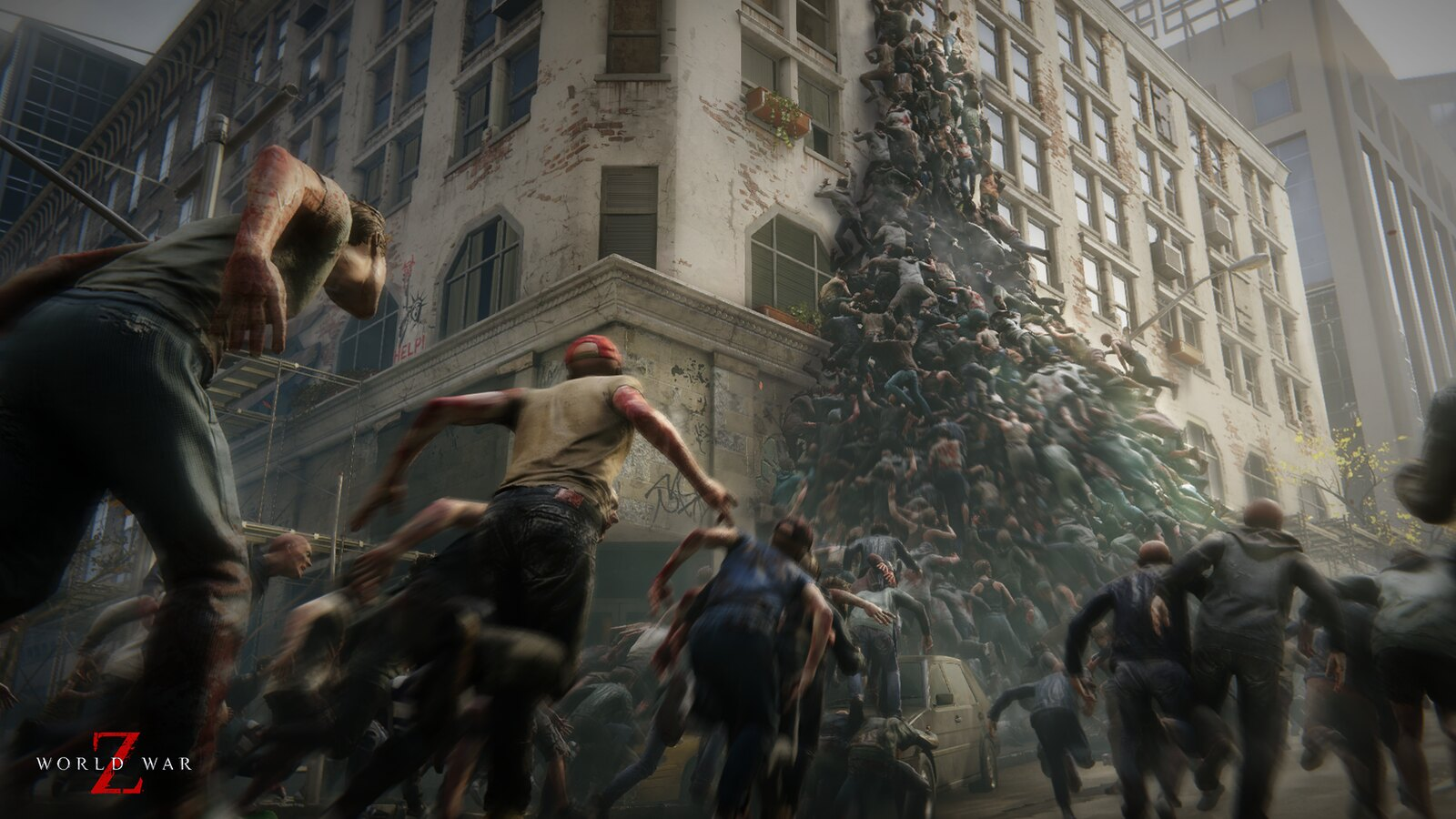 World War Z - Horde Mode Z
