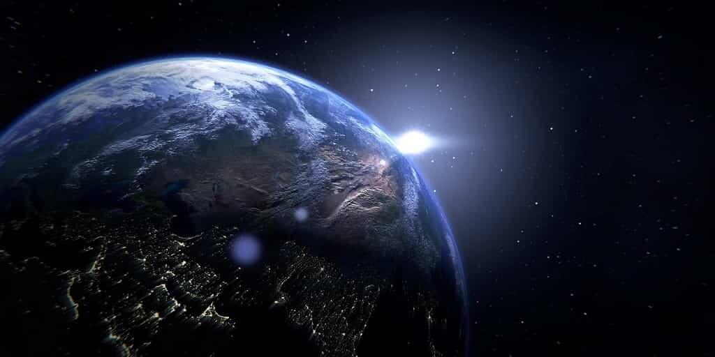 Pourquoi la Terre est-elle si riche en oxygène ?