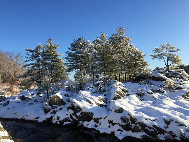 From Where I Stand ~ Androscoggin River Series