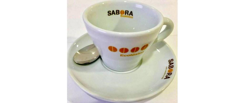Cunca para café ecolóxico Sabora