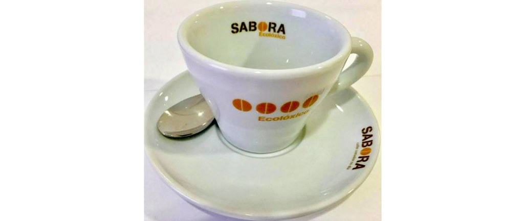 Taza para Café Ecológico Sabora