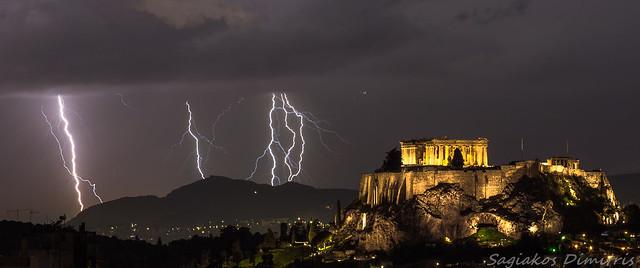 Acropolis Lightnings