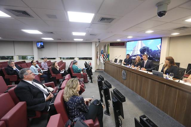 10.12.2019-Solenidade de posse da Comissão de Liberdade de Imprensa