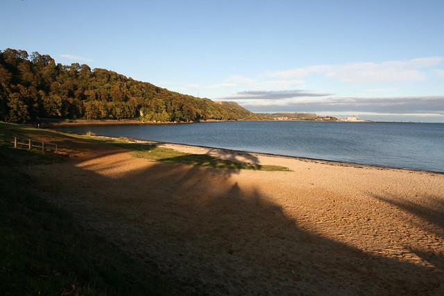 Silversands Bay, Aberdour