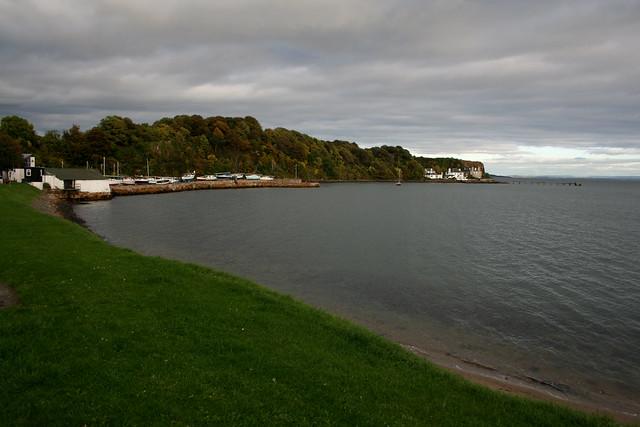 The coast near Aberdour