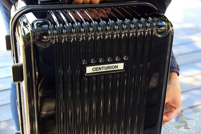 Centurion百夫長登機箱