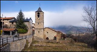 Església de Sant Climent d'Estana