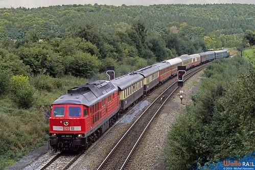 241 801 . DB Cargo + 5510 . SNCB . Gemmenich . 16.09.01.
