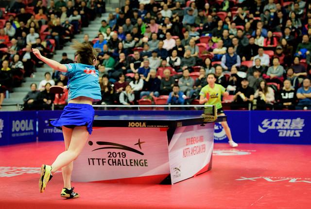Day 3 - 2019 ITTF Challenge Plus Benemax-Virgo North American Open