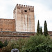 2018 spain, alhambra the city walls