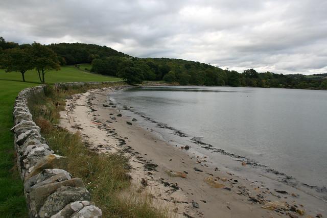 Barnhill Bay near Aberdour