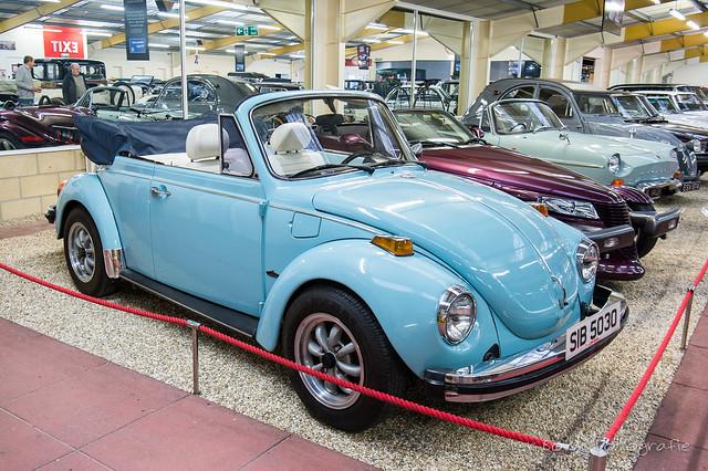 Volkswagen Beetle 1600 Convertible - 1979