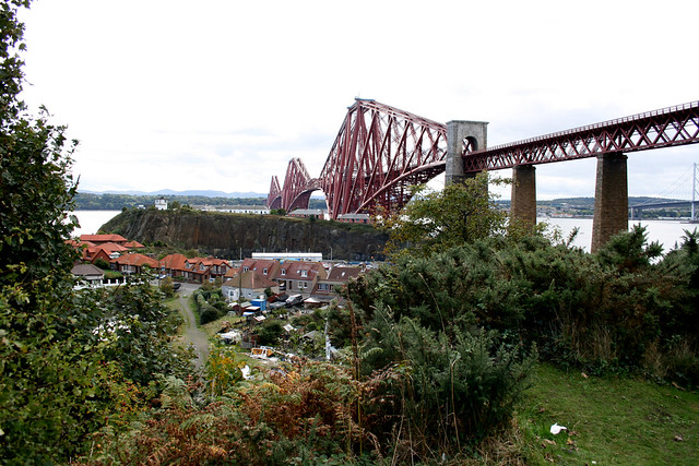 The Forth Bridge, North Queensferry