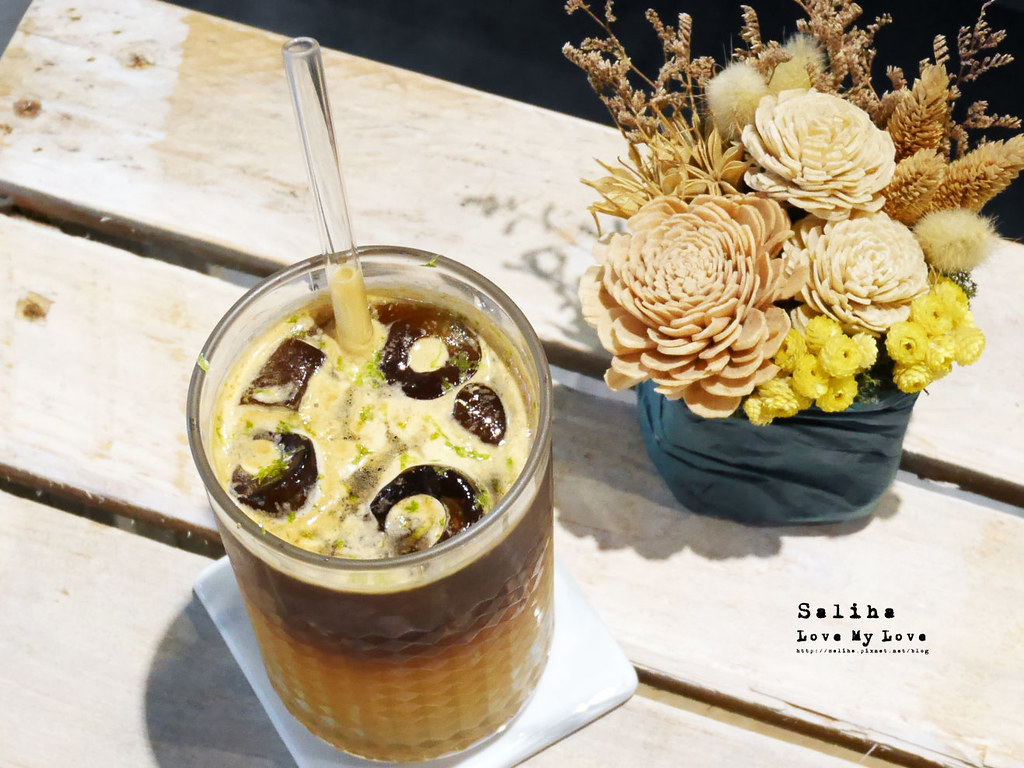 台北閱讀咖啡廳休習日Z Day Cafe下午茶早午餐沙拉飯推薦 (3)