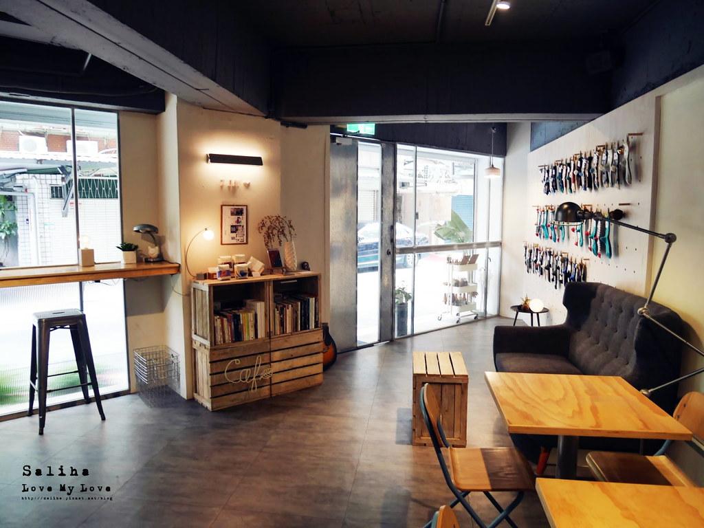 台北溫度文青咖啡廳休習日Z Day Cafe大安區六張犁下午茶推薦氣氛舒服 (3)
