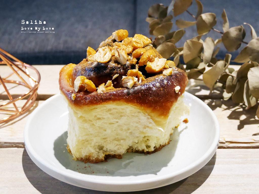 台北六張犁站文青咖啡廳下午茶推薦休習日Z Day Cafe甜點蛋糕 (4)