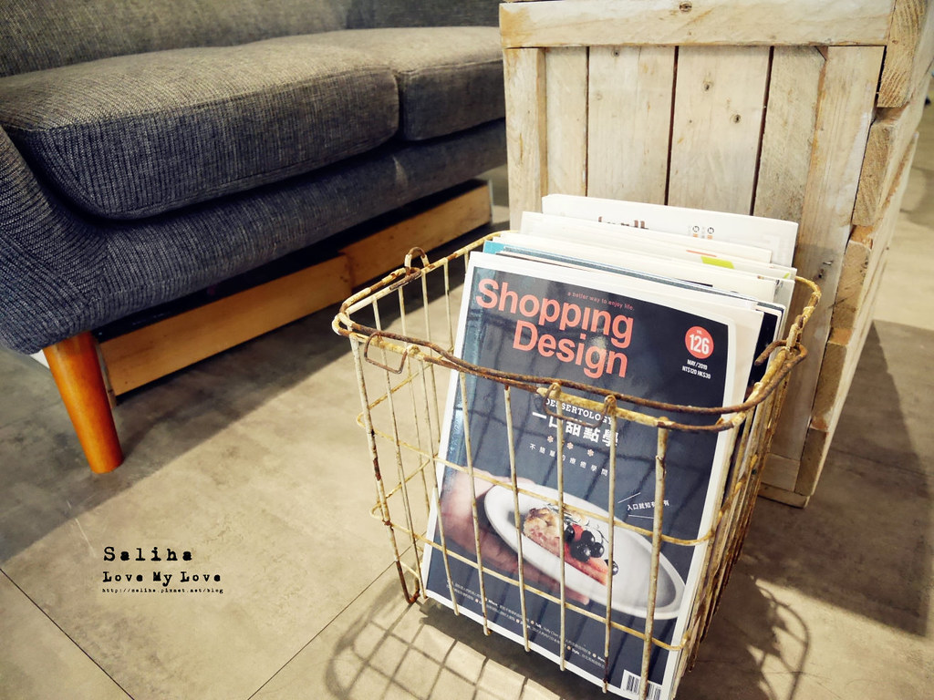 台北大安區六張犁站休習日Z Day Cafe適合看書用電腦的咖啡廳wifi插座 (3)