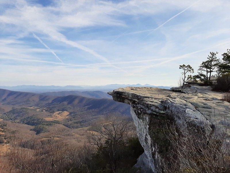 McAfee Knob Most Photographed Point on the Appalachian Trail