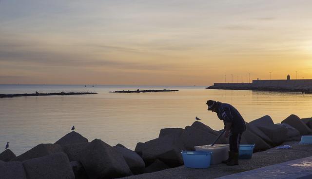l'alba dei pescatori