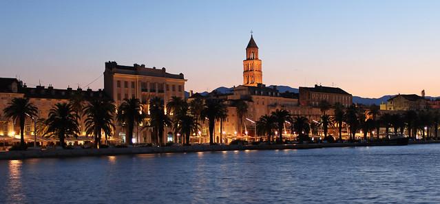 Sunrise - Split, Croatia