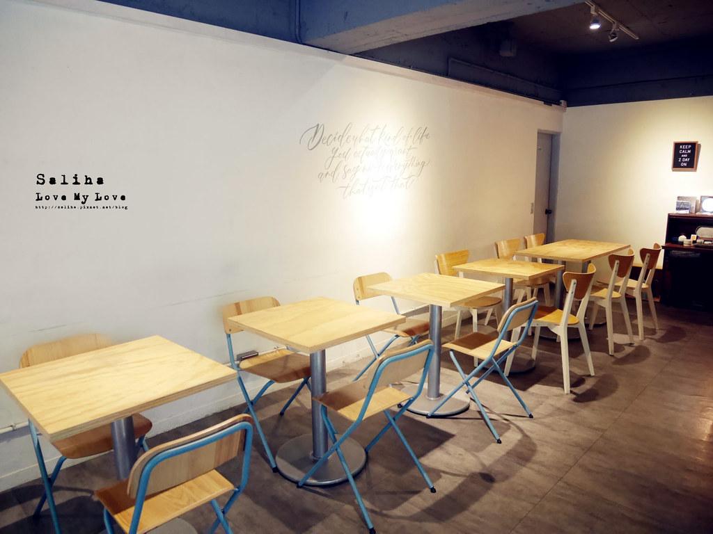 台北溫度文青咖啡廳休習日Z Day Cafe大安區六張犁下午茶推薦氣氛舒服 (5)