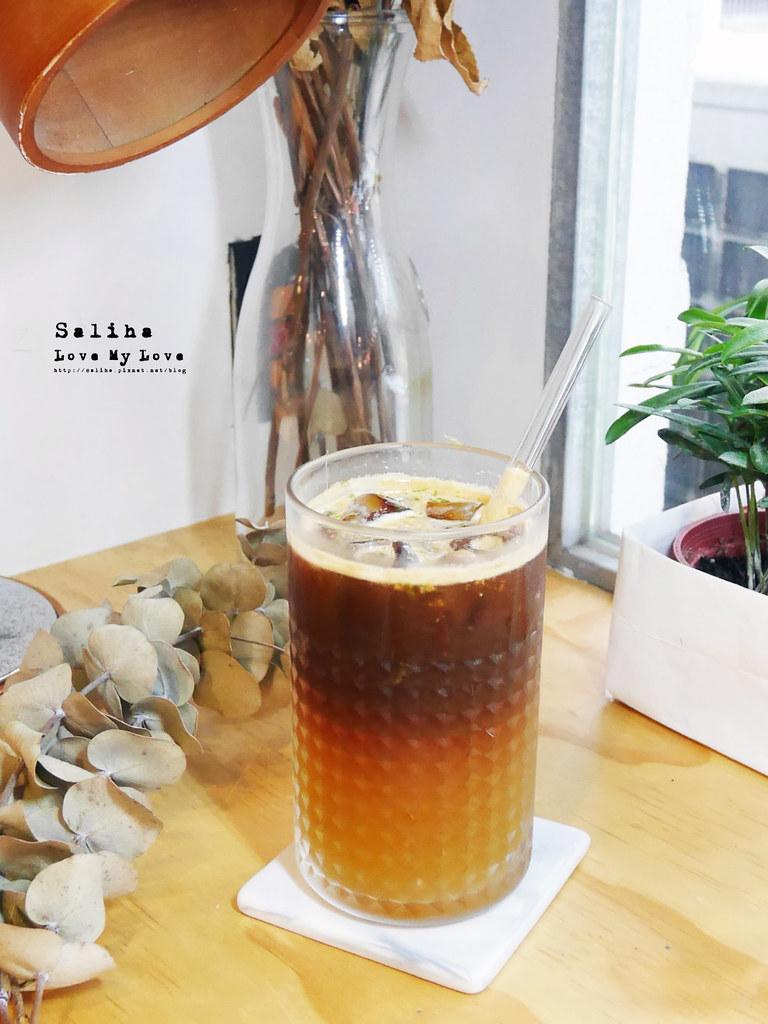 台北文青咖啡館休習日Z Day Cafe下午茶甜點推薦ig拍照好拍有包廂可帶寵物 (4)