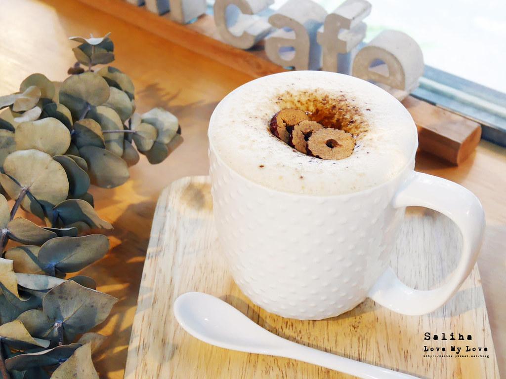 台北文青咖啡館休習日Z Day Cafe下午茶甜點推薦ig拍照好拍有包廂可帶寵物 (5)