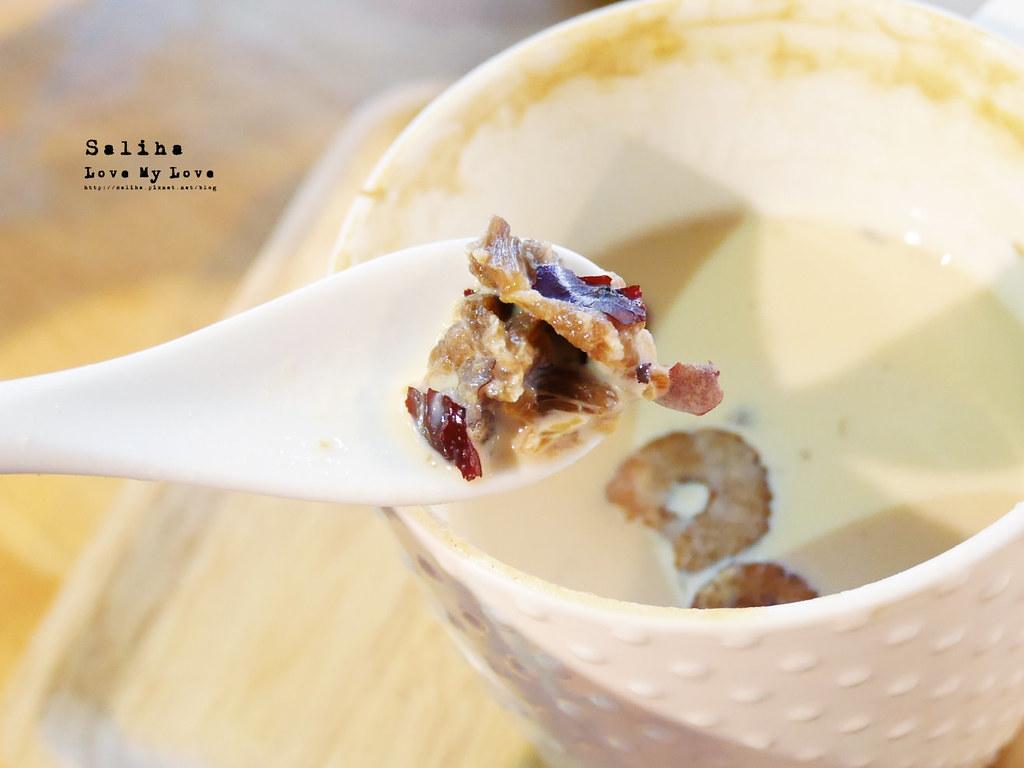 台北六張犁站文青咖啡廳下午茶推薦休習日Z Day Cafe甜點蛋糕 (2)