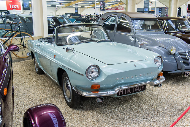 Renault Caravelle Convertible - 1967