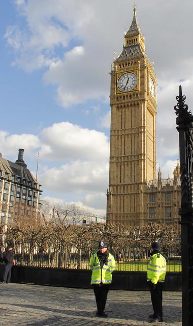 London Bobbies