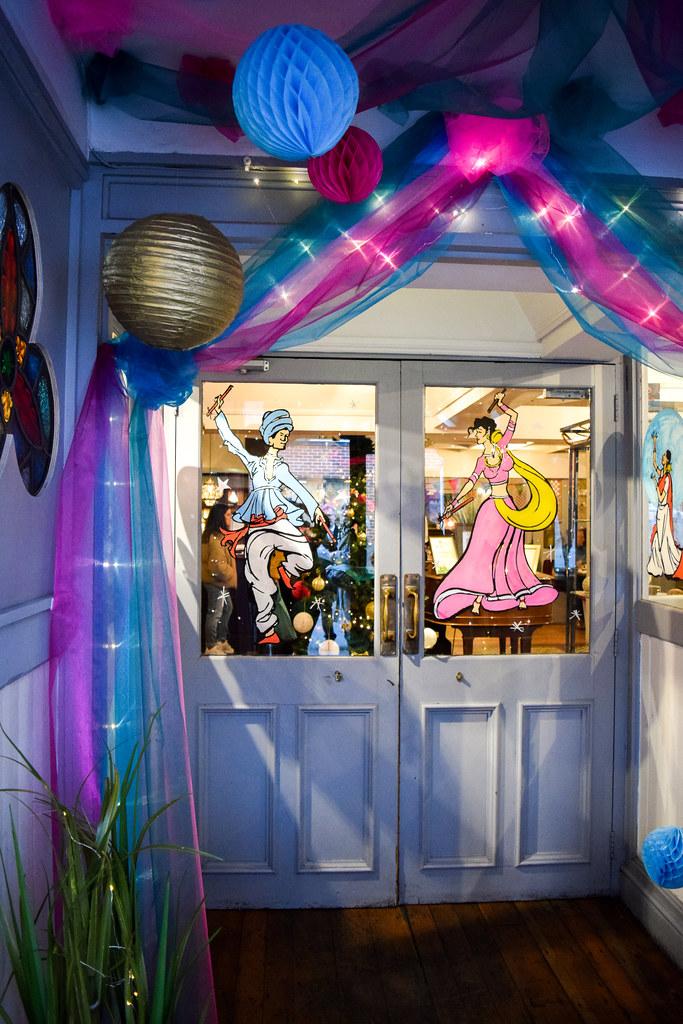 Ambrette Christmas Entrance 2019