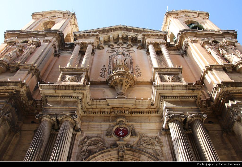 Collegiate Parish Church of St Paul's Shipwreck, Valletta, Malta