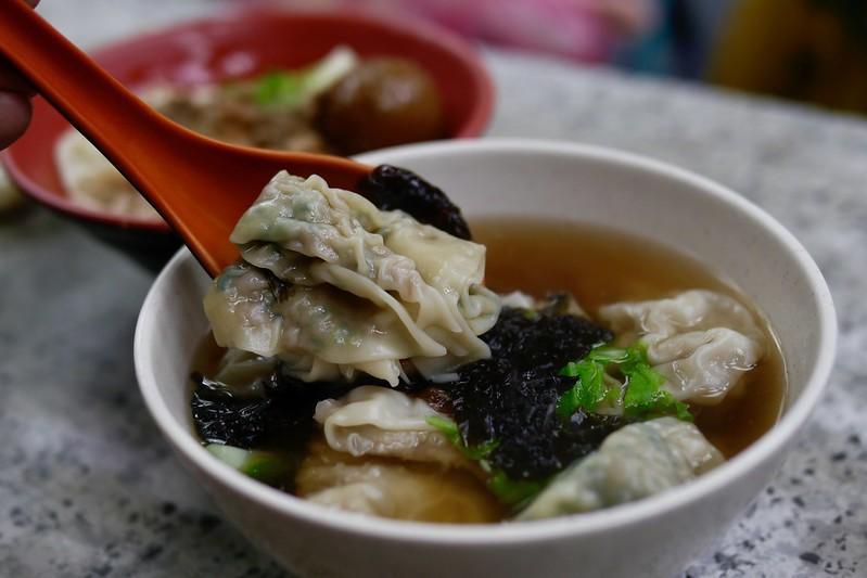 溫州大餛飩  台灣特色小吃