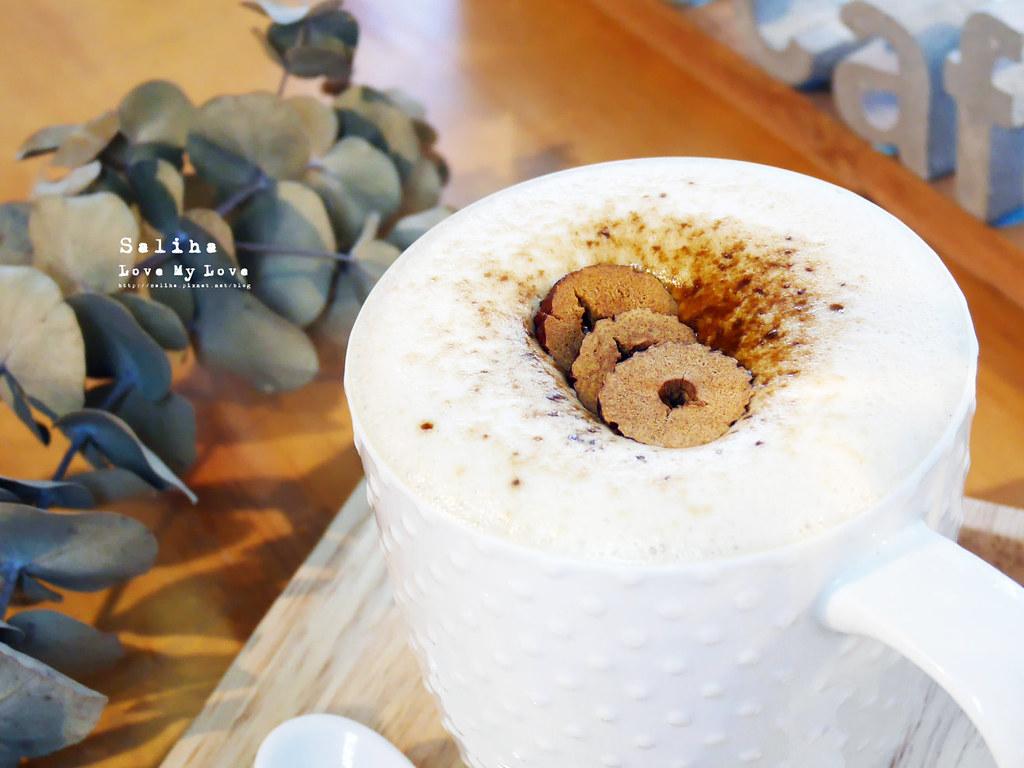 台北文青咖啡館休習日Z Day Cafe下午茶甜點推薦ig拍照好拍有包廂可帶寵物 (6)