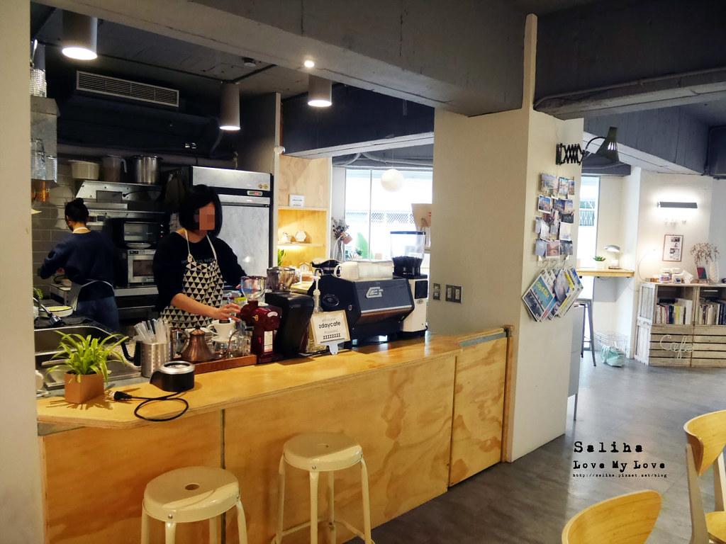 台北文青咖啡館休習日Z Day Cafe下午茶甜點推薦ig拍照好拍有包廂可帶寵物 (1)