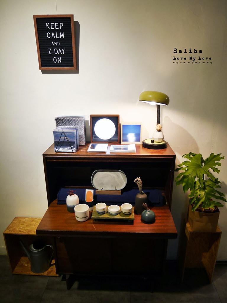 台北大安區六張犁站餐廳美食推薦休習日Z Day Cafe輕食早午餐下午茶 (3)