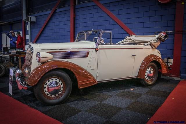 1937 Opel Super Six - UT-36-92