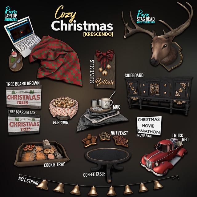 [Kres] Cozy Christmas