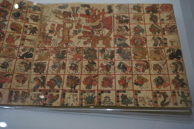 Códice de Tonalamatl de Aubin
