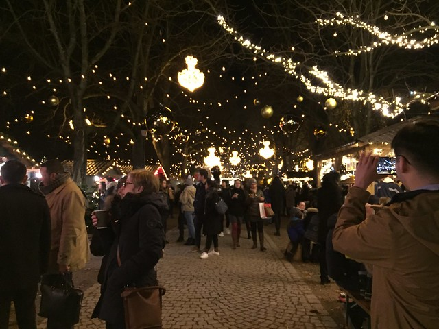 Christmas Market, Geneva