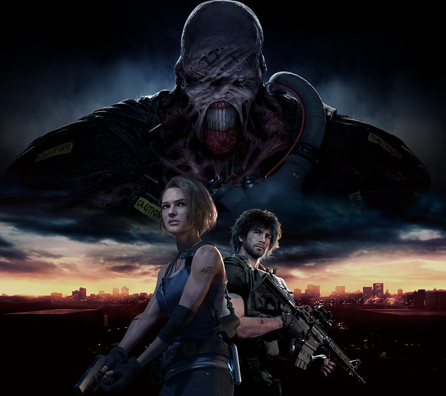 PS4《惡靈古堡3 重製版》珍藏版(バイオハザード / Resident Evil RE:3 COLLECTOR'S EDITION)商品情報公開!