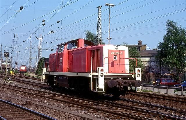 290 380  Oberhausen - West  04.05.95