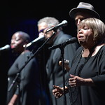 Tue, 10/12/2019 - 10:07pm - Mavis Staples headlines the Holiday Cheer for FUV benefit at the Beacon Theatre, 12/10/19. Photo by Neil Swanson