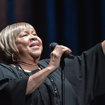 Tue, 10/12/2019 - 10:05pm - Mavis Staples headlines the Holiday Cheer for FUV benefit at the Beacon Theatre, 12/10/19. Photo by Neil Swanson