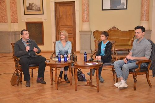 ადამიანის უფლებების სამართლის საუნივერსიტეტო კვირეული / 03.12.19 / University Week of Human Rights Law