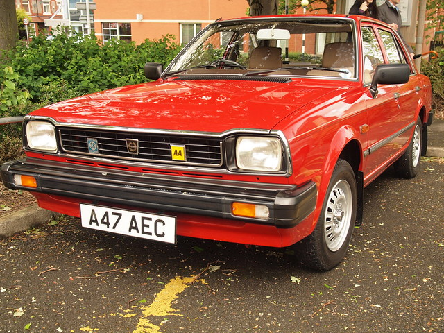 Triumph Acclaim HL Saloon Car - 1983