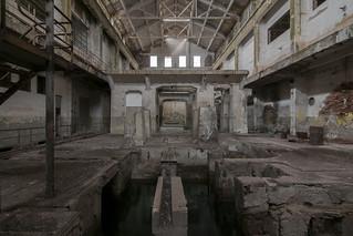 Former Power Plant