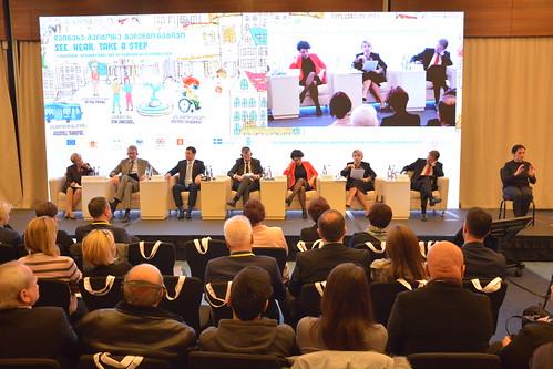 შეზღუდული შესაძლებლობის მქონე პირთა საერთაშორისო დღისადმი მიძღვნილი კონფერენცია / 03.12.19 / Conference on International Day of Persons with Disabilities