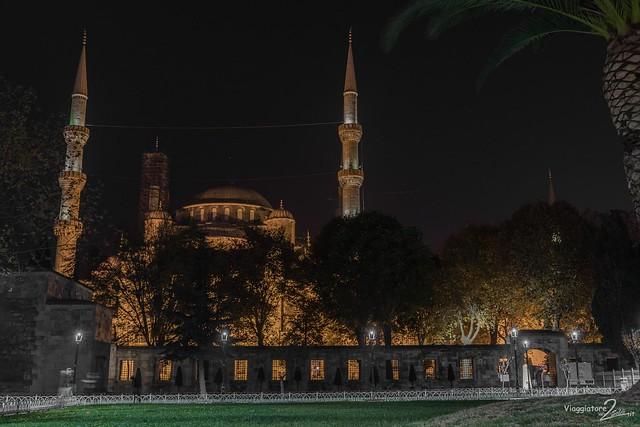 Istanbul - Moschea Blu